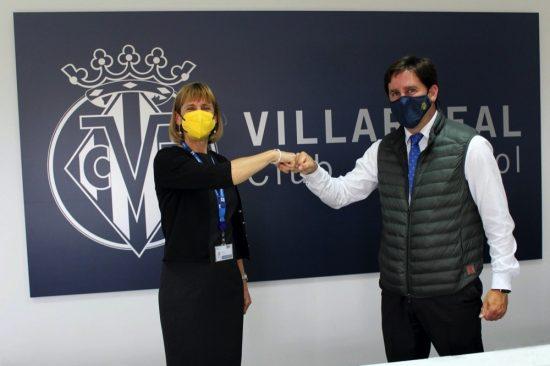 شراكة المدارس الدولية (ISP) تطلق برنامجاً مدرسياً لكرة القدم في إسبانيا بالتعاون مع نادي فياريال