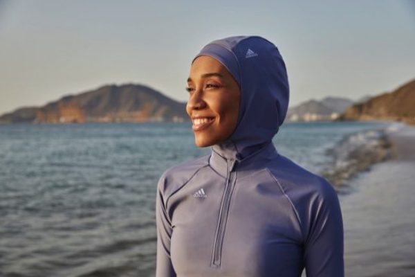 adidas reinforces inclusivity in swimming