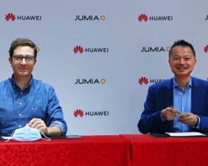 Huawei's Petal Search now features a direct link to Jumia