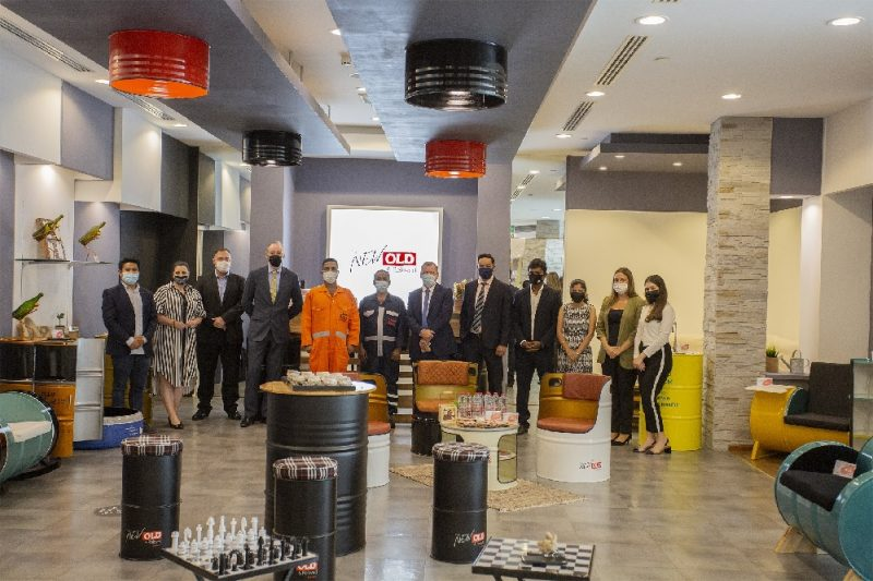 Emirati upcycled furniture brand launches in the UAE