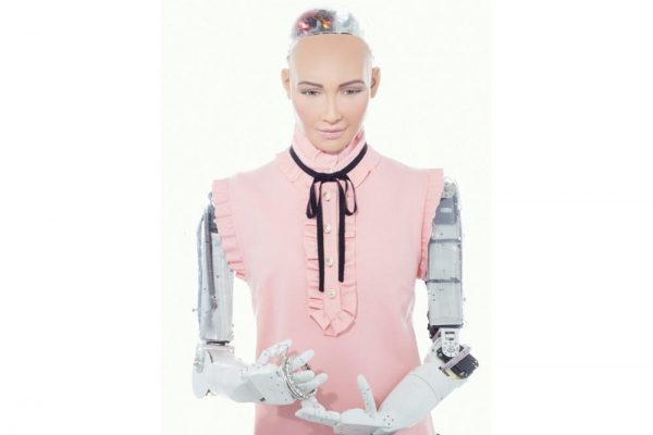 "Dubai set to witness professional interaction with humanoid robot ""Sophia"""