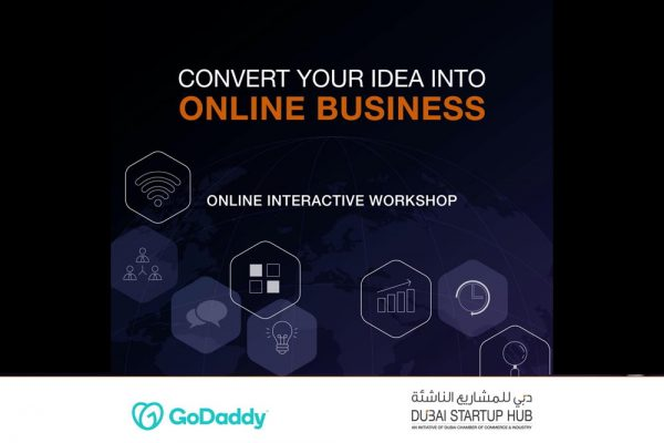 Dubai Startup Hub and GoDaddy host their first digital training on how entrepreneurs can build online presence efficiently