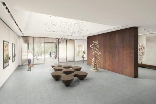 """""""معرض إلينغتون للفنون"""" في برج """"دي تي 1"""" السكني بوسط مدينة دبي يثري التنوع الثقافي والفني في الإمارة"""