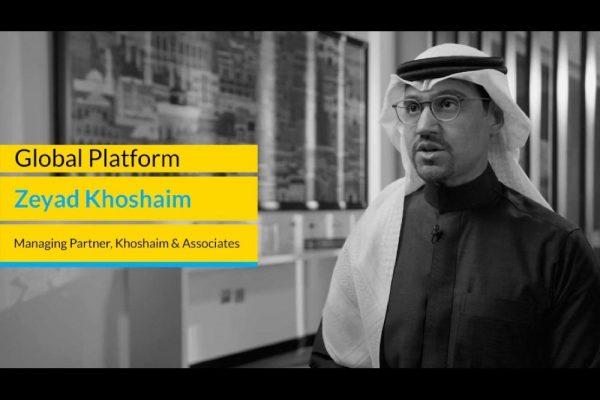 للمستثمرين فرصة من الاستفادة من أنظمة مرنة لاستثمار في المملكة العربية السعودية  زياد خشيم، رئيس المحامين والمستشارين القانونيين