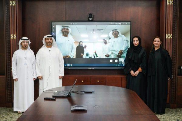 بالتعاون بين مكتب أبوظبي للصادرات و مؤسسة دبي لتنمية الصادرات