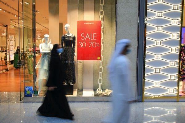 مراكز التسوق في دبي تستأنف إدخال السعادة إلى نفوس المتسوقين