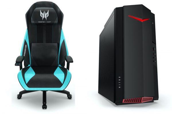 آيسر تعزز مجموعة أجهزة Predator الشهيرة المخصصة للألعاب بطرح أجهزة حاسوب مكتبية وشاشات وملحقات جديدة