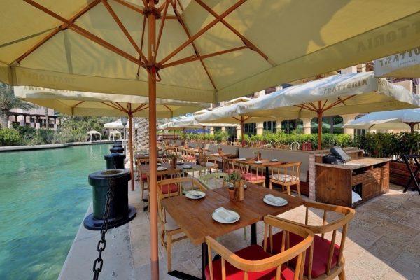 تراتوريا توسكانا يكشف عن قائمته الإيطالية الجديدة في دبي لهذا الصيف