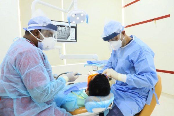 نقلة نوعية فى تعليم طب الأسنان بجامعة الخليج الطبي