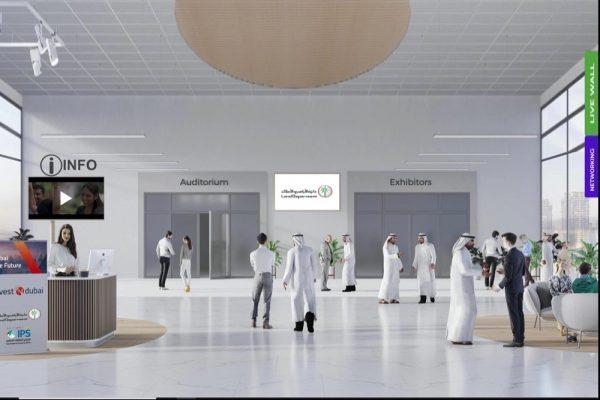 """أراضي دبي تطلق مبادرة للترويج العقاري """"استثمر في دبي"""" عبر منصة افتراضية مأتمته"""