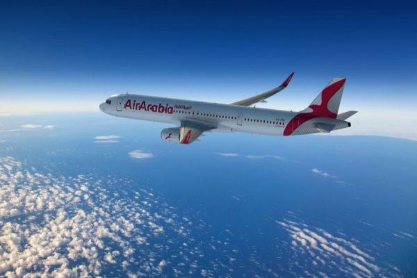 """""""العربية للطيران"""" تستأنف رحلاتها بين الشارقة وأوكرانيا"""