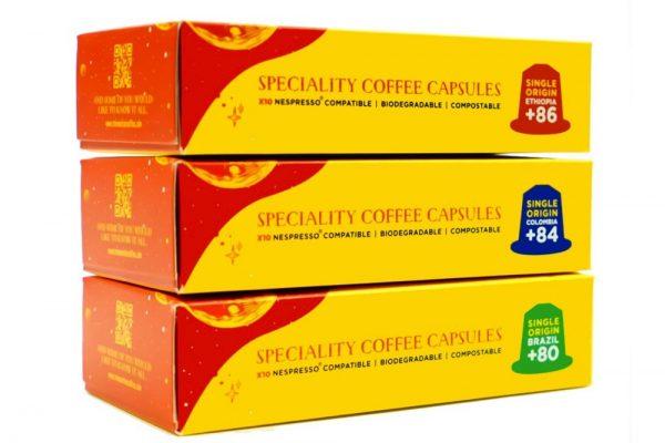 شركة Três Marias Coffee تطرح كبسولات القهوة المختصّة