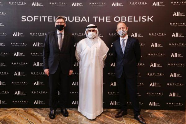 سوفيتل دبي ذا أوبيليسك..إحياء فن الحياة الفرنسي في قلب دبي