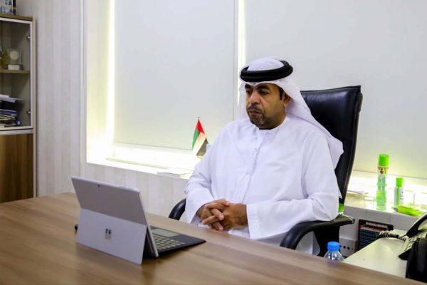 غرفة عجمان تبحث آفاق تطوير قطاع النقل وطرح الحلول العملية لتحدياته الراهنة