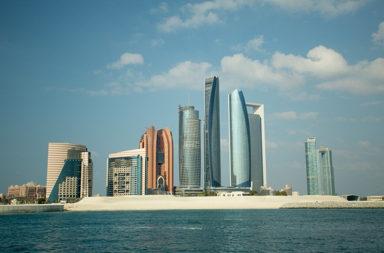 Abu Dhabi Pixabay