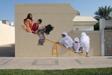 brand dubai jumeirah street art