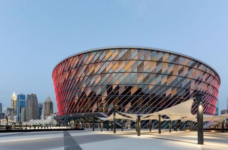 Dubai Media Office Coca Cola Arena