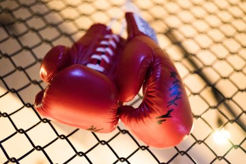 Boxing gloves Pixabay