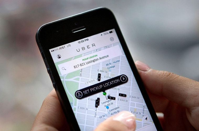 Uber driver ride request rejects rejected reject passenger dubai