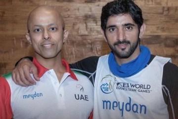 Fazza Sheikh Hamdan Emirati Special Olympics Athlete Khalifa bin Dafoos Cancer