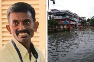 Razak Akkiparambil Kerala floods passes away India Dubai expatriate