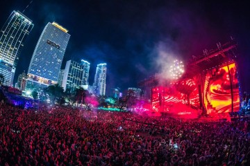Ultra Music Festival Abu Dhabi Middle East Region Debut