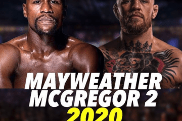 Mayweather takes on McGregor 2020