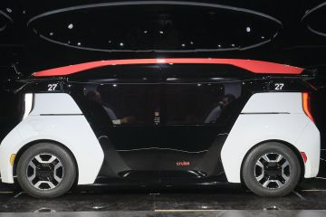 Cruise Driverless car