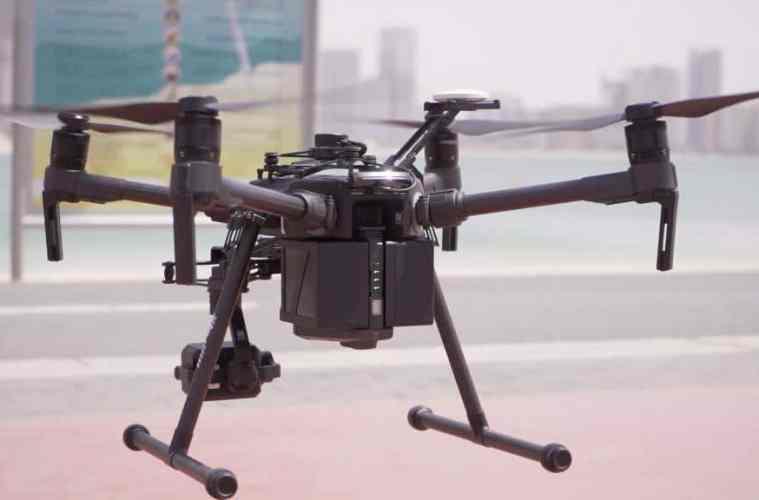 Dubai drones