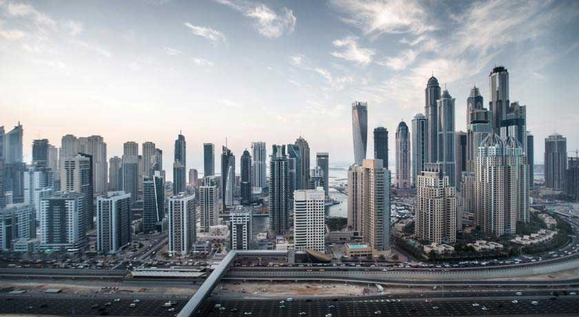 JLT building donated to help with the Coronavirus