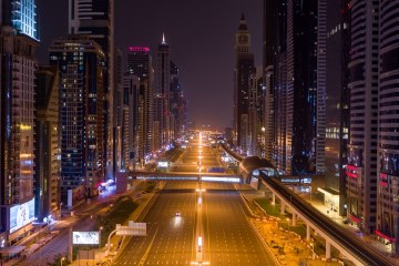 New curfew rules could be reintroduced in the UAE to curb infection rates