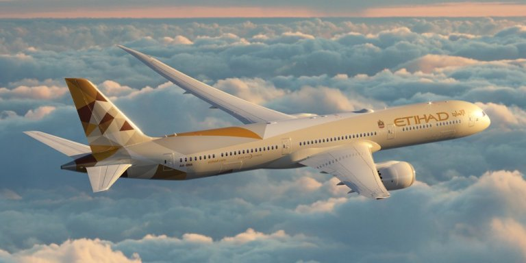 Etihad launch in-bound flights