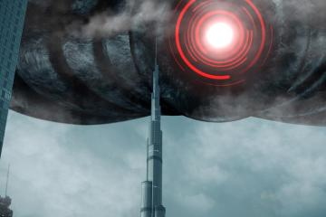 Dubai taken over by aliens in latest Netflix film