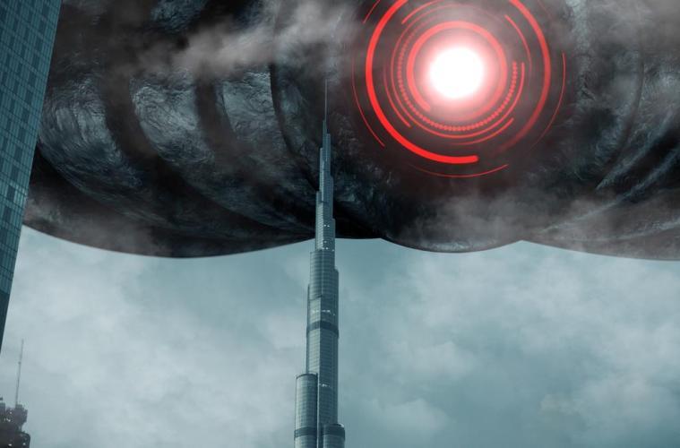 Dubai taken over by aliens in latest Netflix film