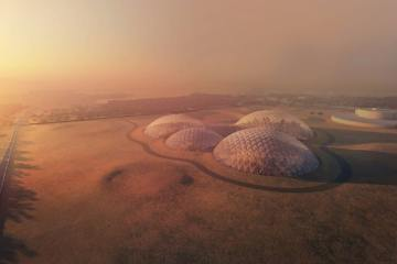 UAE Mars Science City could soon be a reality