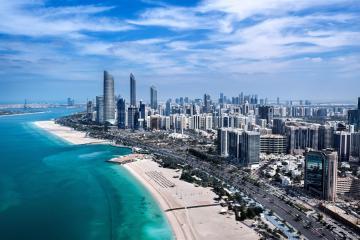 Abu Dhabi enters lockdown for a week