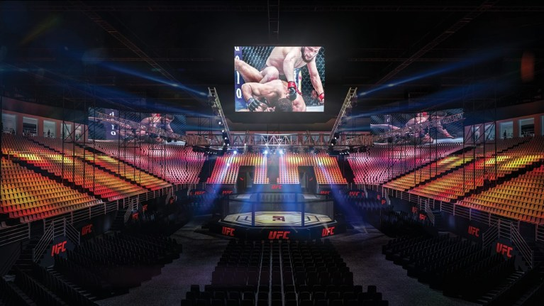 UFC Fight Island to be held in Abu Dhabi?