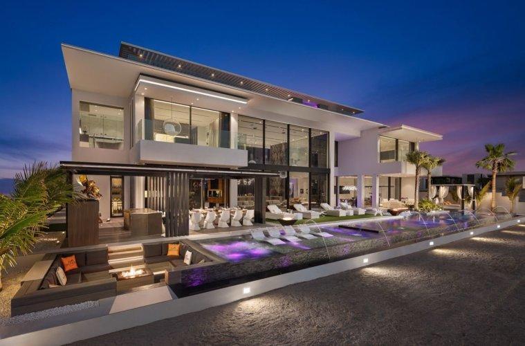 Dubai villa comes with its own Rolls Royce, Ferrari and Harley Davidson bike!