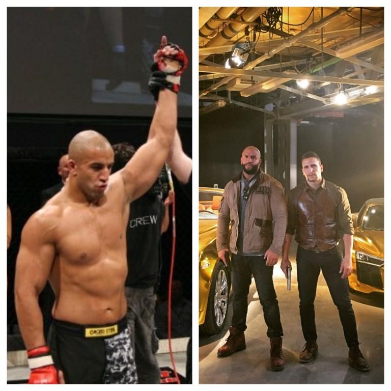 Meet Hollywood's new bad boy and UAE MMA legend Tam Khan
