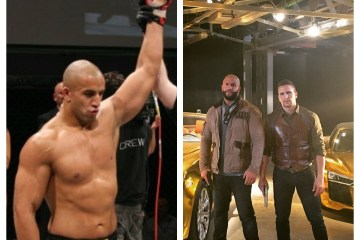Meet Hollywood's new bad boy and UAE MMA legend Tam Khan