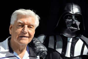 Darth Vader actor David Prowse dies - may the Force be with him