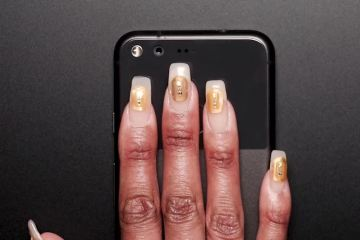 High tech microchip manicures now available in Dubai