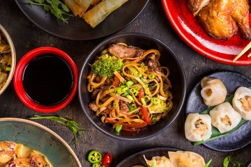 These are the five most popular Dubai deliveries on Zomato