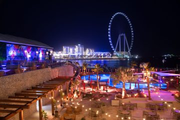 Bla Bla, Dubai's HUGE new beach club with 10 bars and 3 restaurants, opens this weekend