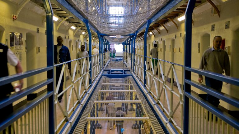 Man wanted by police quits lockdown at home for 'peace and quiet' in prison