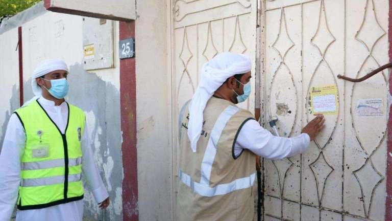 Radio call in results in 13,000 men getting evicted from Sharjah