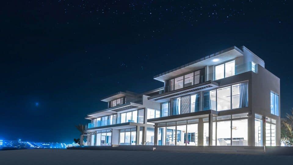 AED130 million Dubai villa now on sale boasting indoor cinema, private beach, gym and spa