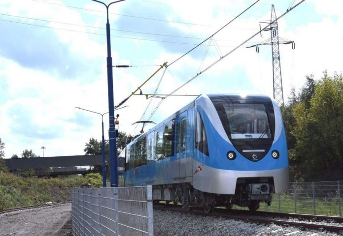 Dubai Metro takes delivery of first of 50 new trains