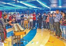 Commuters enjoy live music at Dubai Metro stations