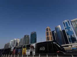 RTA trials driver fatigue monitoring on Dubai tram system